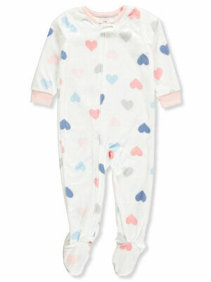 f7b2afbdf0c0 CARTER S BABY GIRLS  1-Pc. Scotty Dog-Print Footed Pajamas -  15.99 ...