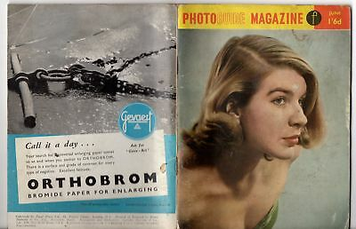 Photo guide Magazine June 1954