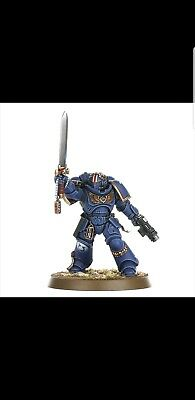 Warhammer 40k space marine primaris capitain leader wake the dead