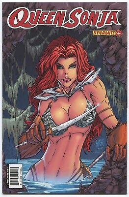 Queen Sonja (2011) #25 - Chasen Grieshop Variant - Dynamite Comics