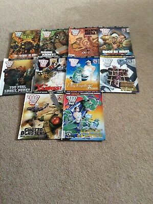 2000 AD Comics 1400-1409 LAST CHANCE TO BUY GOING TO CHARITY IF UNSOLD