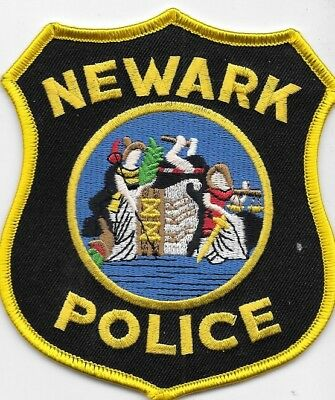 Newark Nj Police Dept Npd Pd  Horse Head New Jersey (Fire) Local State