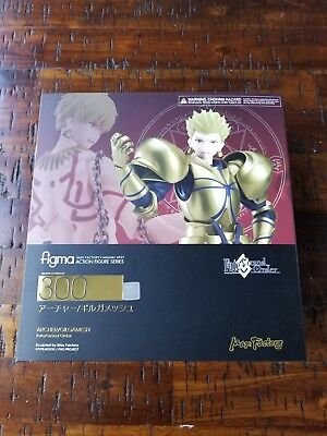 Authentic Figma 300 Fate/Grand Order Gilgamesh