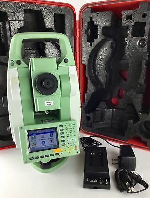 "Leica TCRP1205+ R400 5"" Robotic Total Station, Reconditioned, Financing!"
