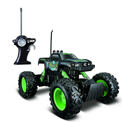 Maisto Tech 4x4 Rock Crawler w/ USB/Battery/RC Car Truck Toy Assorted Colour 8y+