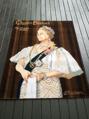 Queen Elizabeth Queen Mother Carpets of Worth Rug