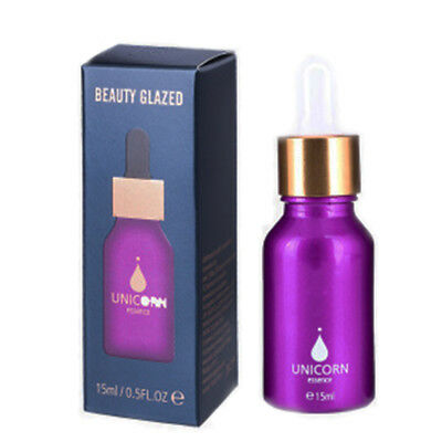 Beauty Glazed 24K GOLD INFUSED BEAUTY OIL Primer Foundation Rich in Vitamin AE