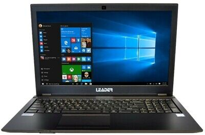 Leader Companion 567 Intel i7-8550U 15.6'FHD 8GB 512GB VGA DVDRW Laptop Notebook