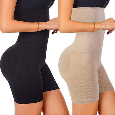 Shapermint Women Abdomen Control Shorts Body Shaper High-Waisted Panty Girdle
