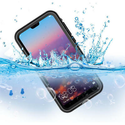 Huawei P20 Pro Waterproof Case, Super Slim Thin Light Full Body Protection NEW