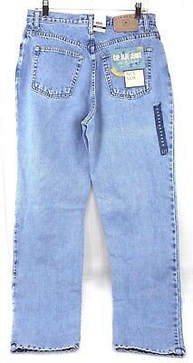Gap Women's Size 14 Jeans Mom 90s Light Blue Tapered High Waisted 32 x 32
