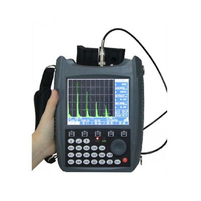 SUB110 Digital Ultrasonic Flaw Detector Thickness and color B-scan screen