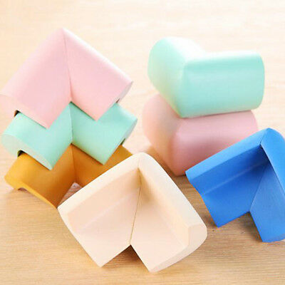 1/4X Toddler Baby Kids Safety Soft Foam Sponge Corner Table Edge Protector