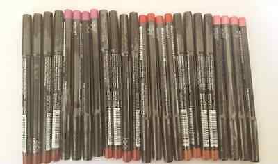 bulk makeup 10x mixed coloured lip liners and eye and brow pencils