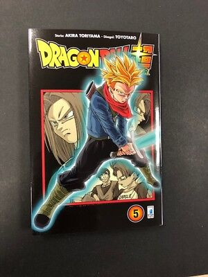 Dragon Ball Super 5 Cover Variant Nuovo Star Comics !!