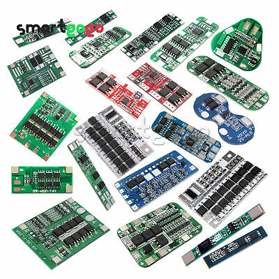 2/3/4/6S Packs BMS PCB Protection Board For Li-ion Lithium Battery 18650 Charger