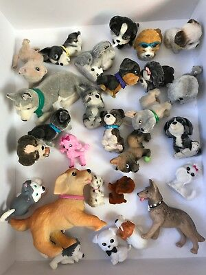 Puppy In My Pocket Bundle And Other Puppy Figures
