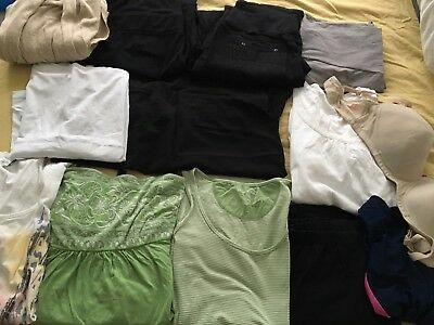 Maternity clothes size 16 bundle - Tall/long