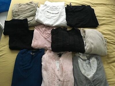 Maternity clothes size 14 bundle - Tall/long