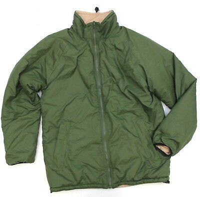 British Army Reversible Soft Thermal Cold Weather Jacket