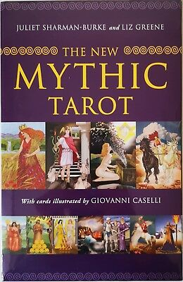 The New Mythic Tarot Kit Book And Card Set: 78 full colour cards and book NEW