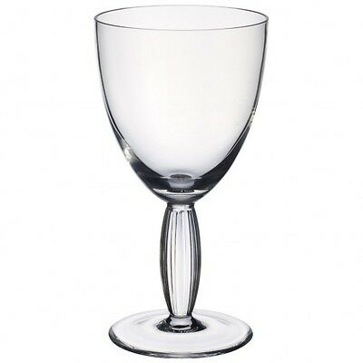 Villeroy & and Boch NEW COTTAGE CLEAR red wine / glass NEW 173mm