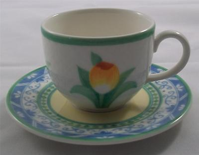 Villeroy & and Boch PERUGIA espresso cup and saucer