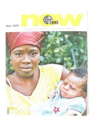 The Methodist Missionary Society, Now Magazine, October 1971, Church in Nigeria
