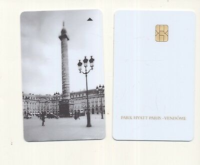 PARK HYATT-----PARIS,France---Room key--K-83