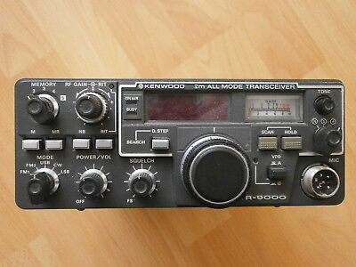 Kenwood R-9000 - - 2m all mode transceiver