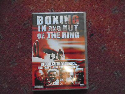 DVD Boxing In & Out Of The Ring