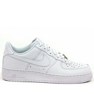 sneakers for cheap 99b20 2362d Nike air force 1 07 Low White 315122 111 Bianco Uomo