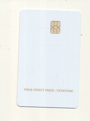 PARK HYATT--Paris France--Room key--K-87