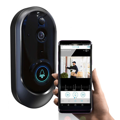 Smart Wireless Phone Door Bell Camera WiFi Smart Video Intercom Ring Doorbell 🚪