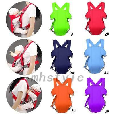 Easy Baby Carrier/Newborn Infant Backpack Hipseat Hip Seat Breathable 6 Colors