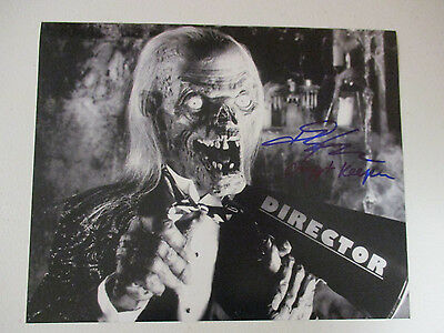 Crypt Keeper John Kassir Signed Autographed 8X10 Photo With Exact Proof