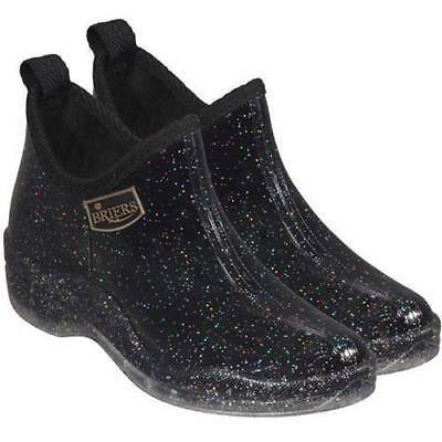 New Briers Ladies Ankle Boots Stardust Size 8 Garden Shoes / Outdoor Boots