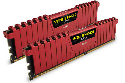 Corsair Vengeance 16GB (2x8GB) DDR4 2400MHz Desktop Gaming Memory Dual Channel
