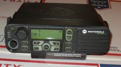Motorola XPR 4580 AAM27UMH9LB1AN With Bracket EXCELLENT!