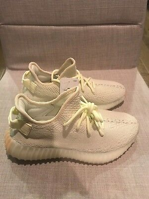 100% AUTHENTIC Adidas Yeezy Boost 350 V2 BUTTER Gum F36980  Kanye West Brand New