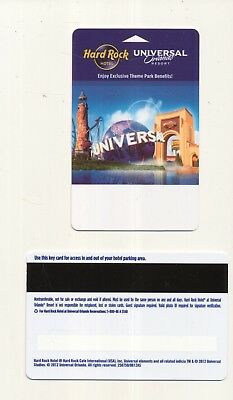 "HARD ROCK HOTEL-""Universal""--Orlando,FL-Room key--K-2"