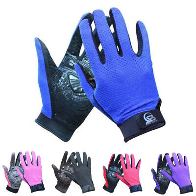 Sale Women/Men Cycling Gloves Sports Touch Screen Full Finger MTB Bicycle Gloves