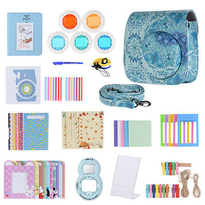 Andoer 14 in 1 Accessories Bundle for Fujifilm Instax Mini 8/8+/8s/9 with N2P3