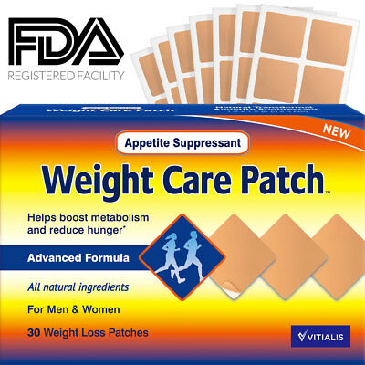 Appetite Control 6000mg Patches LOSE WEIGHT Forskolin Extract Best Supplements