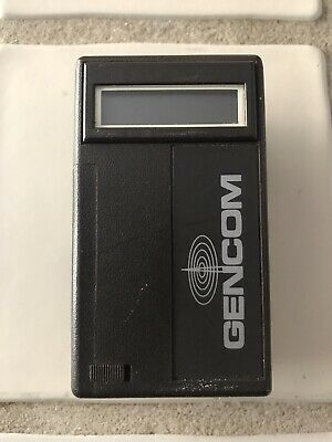 NEC R3D3-1B Vintage VHF Pager