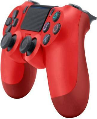 Sony DualShock 4 Wireless Controller PlayStation 4 PS4 rot V2 - NEUWARE