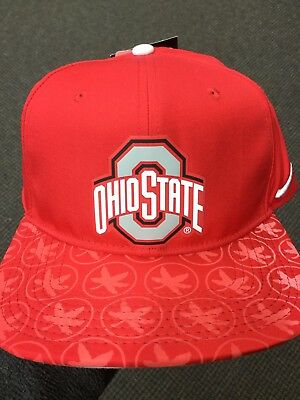 huge selection of b2da3 10ee3 ... new style nike ohio state buckeyes dri fit snapback hat. brand new. one  size