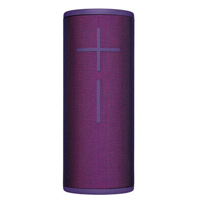 UE Ultimate Ears UE BOOM 3 Portable Bluetooth Speaker - Ultraviolet Purple