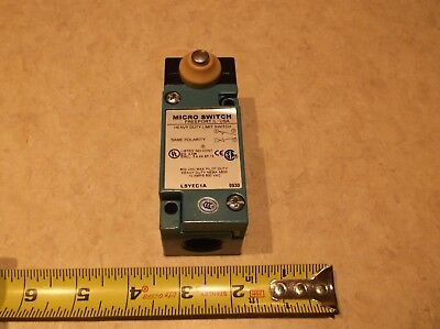 Micro Switch LSYEC1A Limit Switch 10 Amp 600V