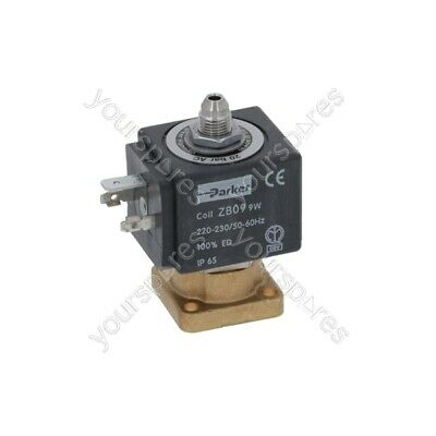 Astoria Cma/Azkoyen/Bezzera/Bfc Coffee Machine 3-way Solenoid Valve Parker 230v